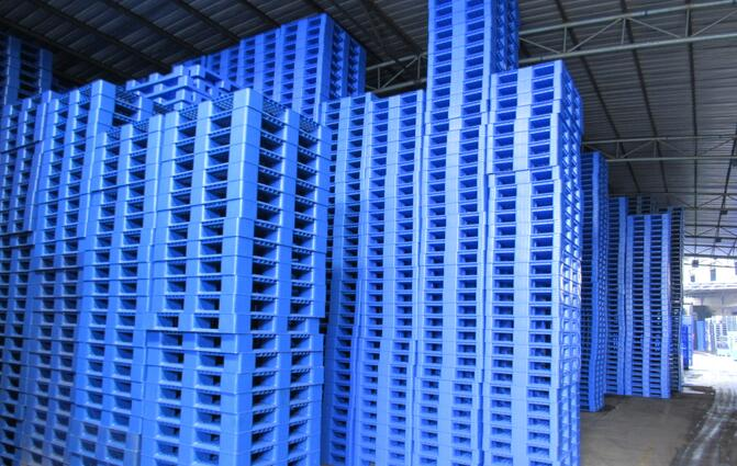 benefits of plastic pallet
