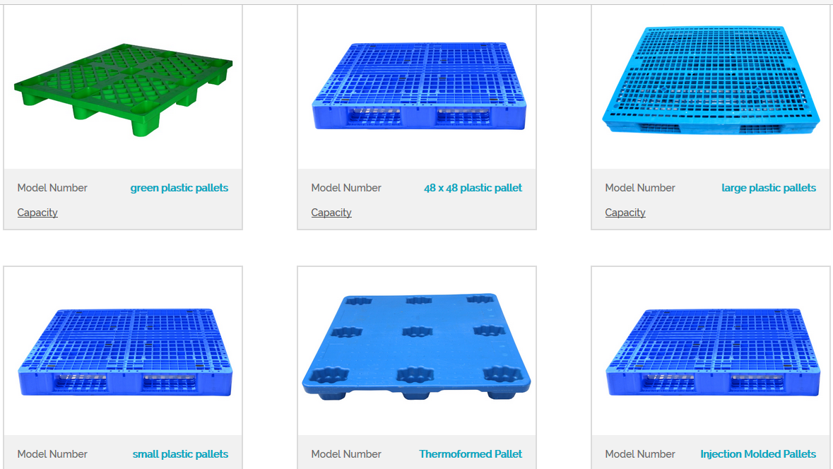 types of plastics 12 types of industrial plastic pallets for supply chain management we design and mold a wide range of industrial plastic pallets for a range of supply chain management processes i know this may seem overwhelming, especially if you're new to the plastic pallet business.
