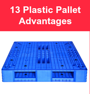 plastic pallet advantages and benefits